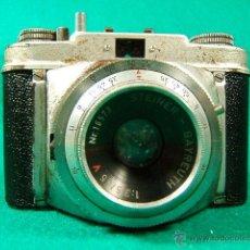 Cámara de fotos: STEINETTE O SEINETTE-OBJETIVO STEINER BAYREUTH-1:3,5/45-DIAFR: HASTA 16-MADE IN GERMANY-CAMARA... . Lote 57713910