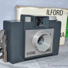 Cámara de fotos: MUY RARA Y SENCILLA...ILFORD PIXIE, 127 FILM+CAJA..INGLATERRA 1966..BUEN ESTADO..FUNCIONA..UNICA. Lote 41354197