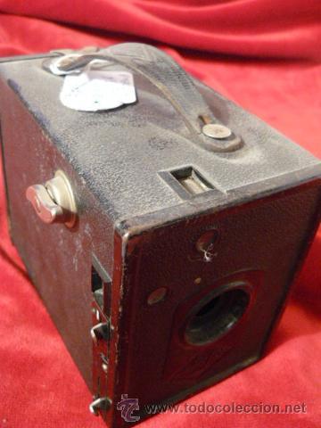 CAMARA AGFA BOX (Cámaras Fotográficas - Antiguas (hasta 1950))