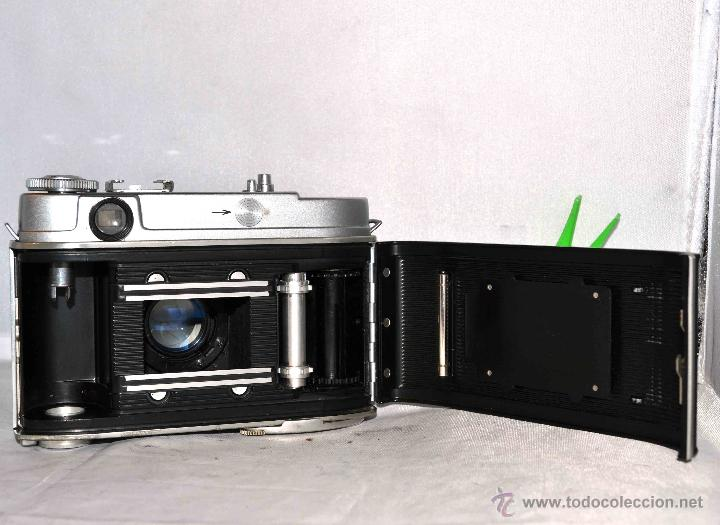 Cámara de fotos: TELEMETRICA..KODAK RETINA II C +FUNDA(TYPE 020).Nº261965...ALEMANIA 1954..MUY BUEN ESTADO..FUNCIONA - Foto 29 - 42314142