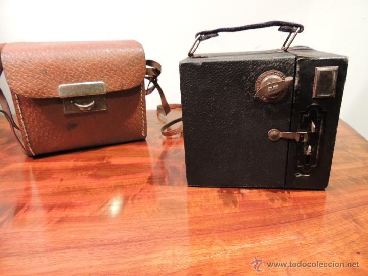 Cámara de fotos: CAMARA DE FOTOS CORD 47 CON SU FUNDA ORIGINAL - Foto 3 - 42368420