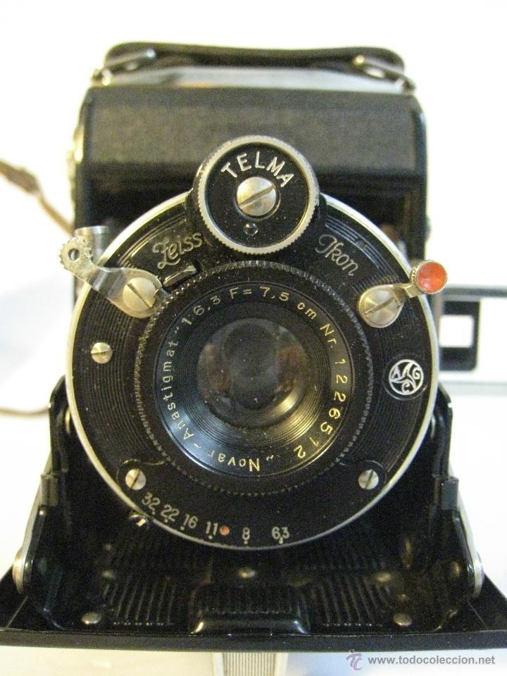 Cámara de fotos: ZEISS IKON IKONTA.1931 - Foto 2 - 42414860
