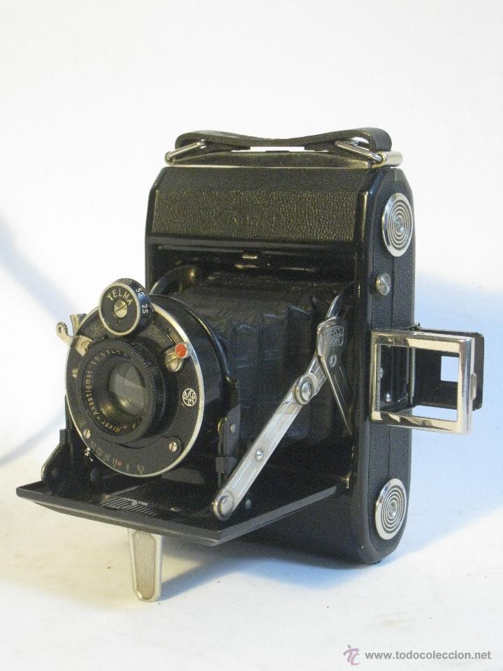Cámara de fotos: ZEISS IKON IKONTA.1931 - Foto 3 - 42414860