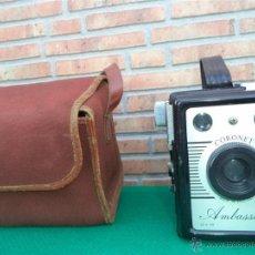 Fotokamera - camara de fotos antigua coronet - 42806118