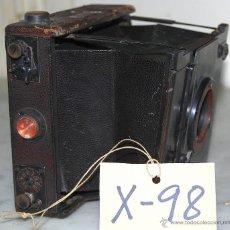 Cámara de fotos: CÁMARA DE FOTOS DE FUELLE GOER ANSCHTZ - 98. Lote 43045411