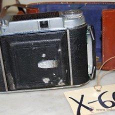 Cámara de fotos: CÁMARA SÓLIDA III - 60. Lote 43045595
