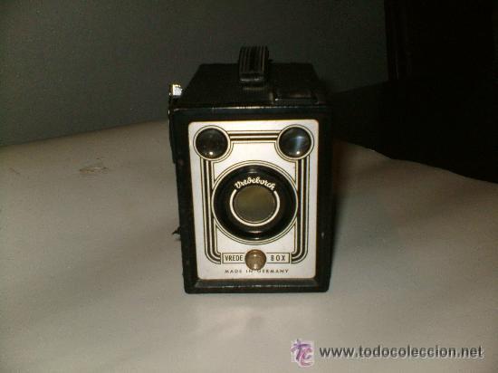 Cámara de fotos: VREDEBORCH (Vrede-box) Alemana - Excelente estado - Completa y entera - Foto 2 - 43187265