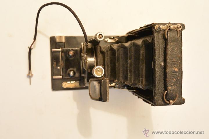 Cámara de fotos: Cámara de fuelle para placas 9x12 Ica Niklas 109 - Foto 3 - 43282337