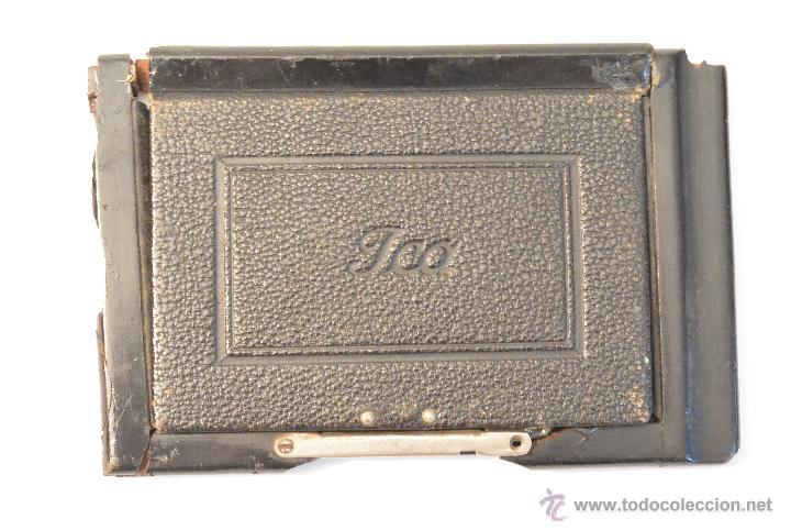 Cámara de fotos: Cámara de fuelle para placas 9x12 Ica Niklas 109 - Foto 6 - 43282337