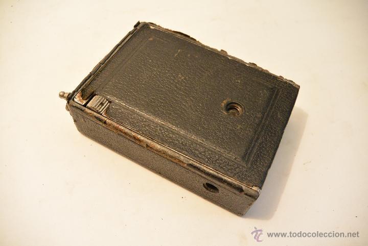 Cámara de fotos: Cámara de fuelle para placas 9x12 Ica Niklas 109 - Foto 7 - 43282337