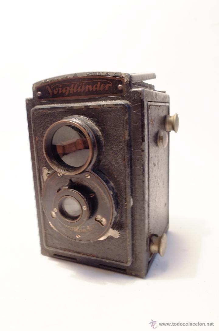 CÁMARA VOIGTLÄNDER BRILLANT (Cámaras Fotográficas - Antiguas (hasta 1950))