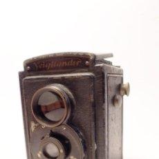 Cámara de fotos: CÁMARA VOIGTLÄNDER BRILLANT. Lote 43339329