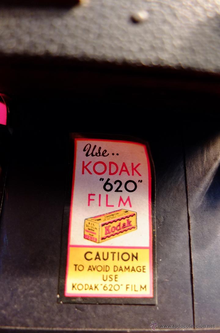 Cámara de fotos: Cámara Kodak SIX-20 Popular Brownie - Foto 6 - 43491597