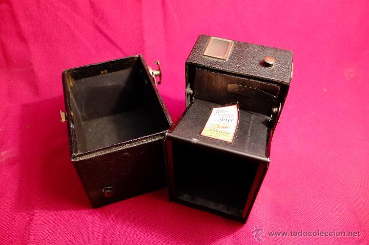 Cámara de fotos: Cámara Kodak SIX-20 Popular Brownie - Foto 7 - 43491597