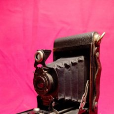 Cámara de fotos: CÁMARA DE FUELLE ANTIGUA KODAK Nº2 FOLDING AUTOGRAPHIC BROWNIE . Lote 43502314