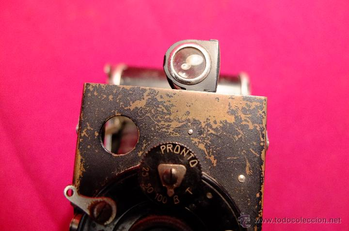 Cámara de fotos: Cámara de fuelle plegable Rollette - Foto 4 - 43508519
