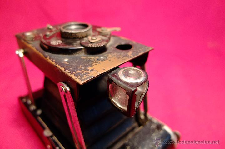 Cámara de fotos: Cámara de fuelle plegable Rollette - Foto 10 - 43508519