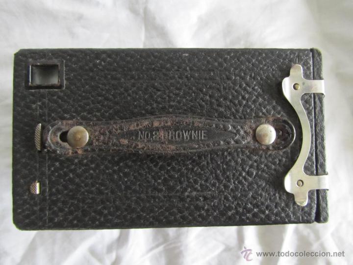 Cámara de fotos: Camara fotográfica de caja Kodak Brownie - Foto 2 - 44275374