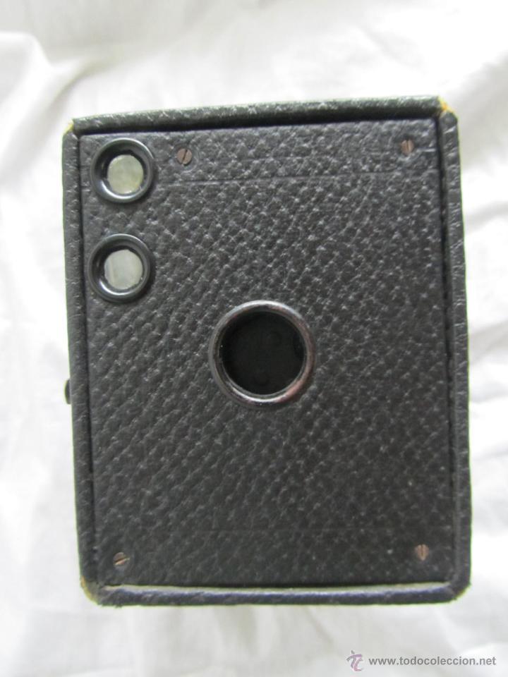 Cámara de fotos: Camara fotográfica de caja Kodak Brownie - Foto 6 - 44275374