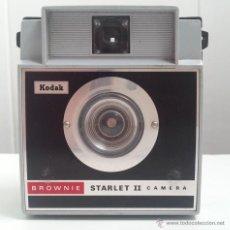 Cámara de fotos: ANTIGUA KODAK BROWNIE STARLET II, LA RARA VERSIÓN FRANCESA DE LA KODAK FIESTA ESPAÑOLA Y AMERICANA.. Lote 45878959