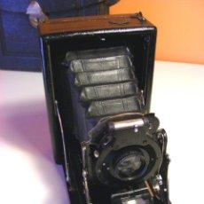 Cámara de fotos: ERNEMANN HEAG XV DE 1910. ESTADO DE MUSEO.. Lote 46019259