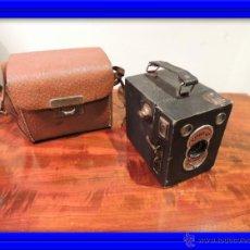 Cámara de fotos: CAMARA DE FOTOS CORD 47 CON SU FUNDA ORIGINAL. Lote 42368420