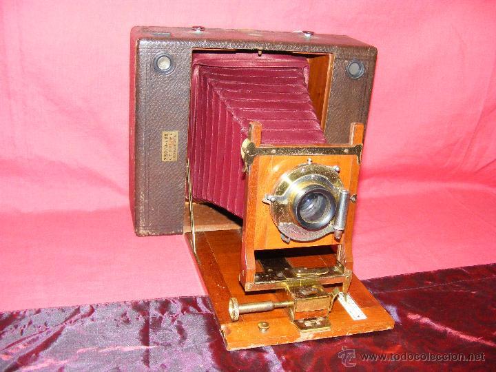 Cámara de fotos: Camara antigua francesa - Foto 8 - 41295401