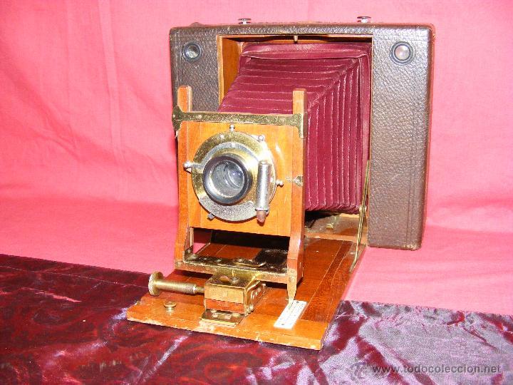 Cámara de fotos: Camara antigua francesa - Foto 11 - 41295401