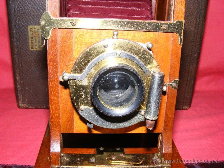 Cámara de fotos: Camara antigua francesa - Foto 14 - 41295401