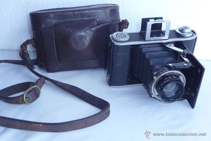 VOIGHLANDER BESSA 66 (Cámaras Fotográficas - Antiguas (hasta 1950))