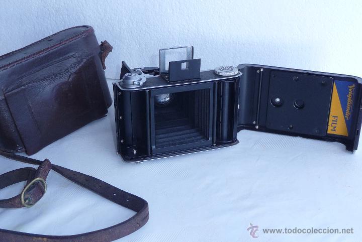 Cámara de fotos: VOIGHLANDER BESSA 66 - Foto 3 - 47004768