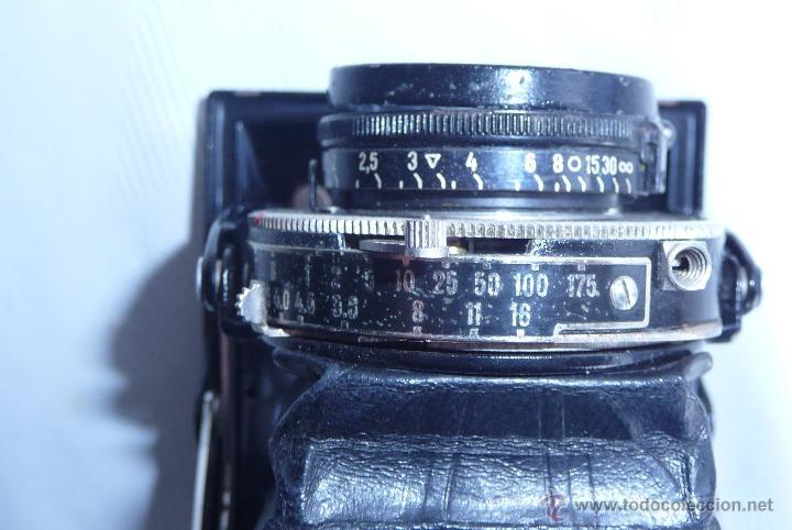 Cámara de fotos: VOIGHLANDER BESSA 66 - Foto 5 - 47004768
