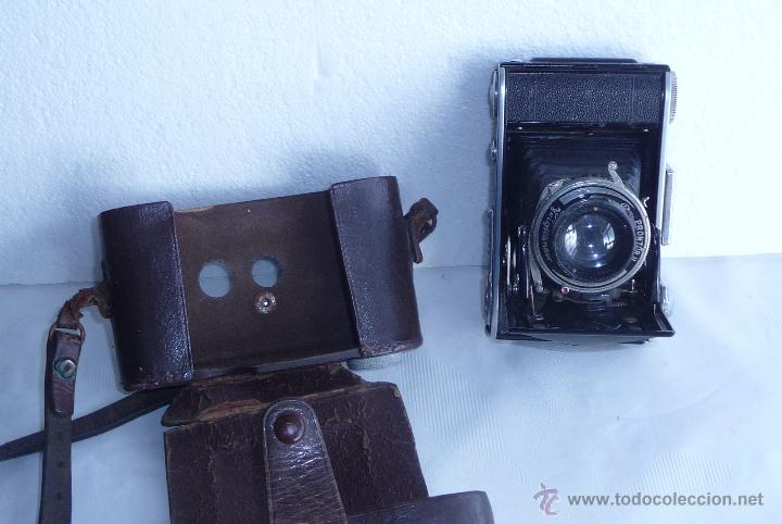 Cámara de fotos: VOIGHLANDER BESSA 66 - Foto 10 - 47004768