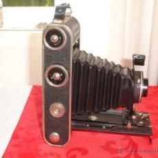 Cámara de fotos: VOIGTLANDER INOS 11 CAMARA DE FUELLE. AÑO 1933/34. Lote 47635631