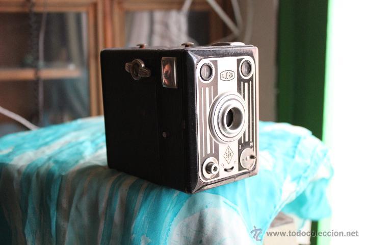 BILORA BOX (Cámaras Fotográficas - Antiguas (hasta 1950))