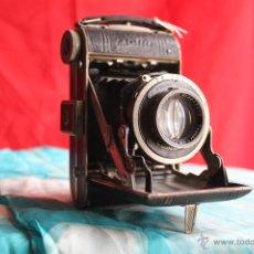 Cámara de fotos: CERTO DOLLY SUPER SPORT + TESSAR 75MM 1:2,8. Lote 48484500