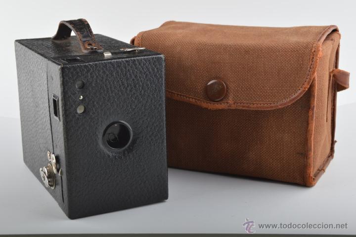 KODAK EASTMAN, HAWK-EYE NO.2 MODEL B (Cámaras Fotográficas - Antiguas (hasta 1950))