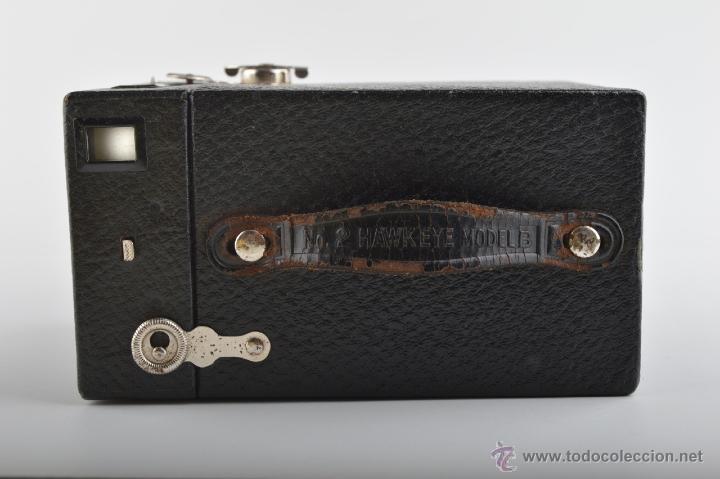Cámara de fotos: Kodak Eastman, Hawk-Eye No.2 Model B - Foto 4 - 48585747