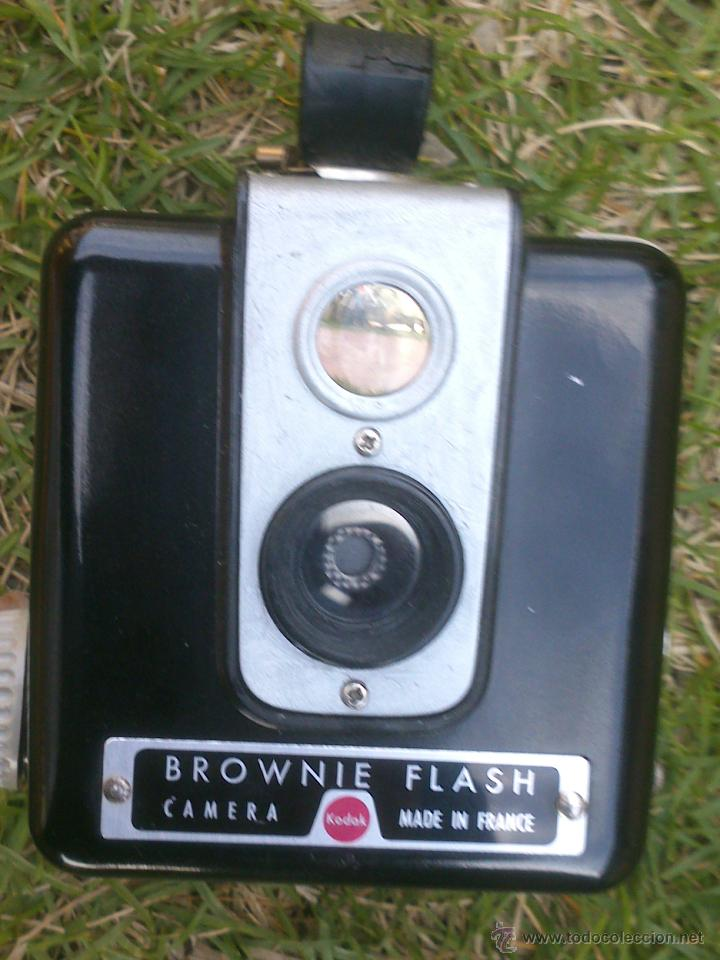 Cámara de fotos: camara fotografica kodak brownie flash - Foto 4 - 48841966