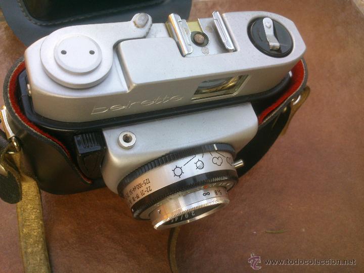 Cámara de fotos: camara FOTOGRAFICA beier beirette germany - Foto 3 - 53111571