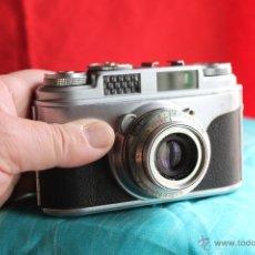 Cámara de fotos: ARETTE 1B + FUNDA DE CUERO. Lote 48998346