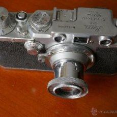 Cámara de fotos: LEICA IIIF CON VELOCIDADES COMPLETAS.. Lote 49071110