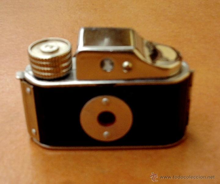 Cámara de fotos: FOTOGRAFIA,MINI-MICRO CAMARA ESPIA JAPONESA,AÑOS 50/60,TOYOCA,CON FUNDA, DE COLECCION COMO LEICA - Foto 3 - 49176805