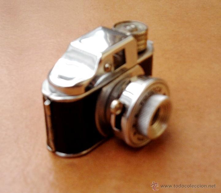 Cámara de fotos: FOTOGRAFIA,MINI-MICRO CAMARA ESPIA JAPONESA,AÑOS 50/60,TOYOCA,CON FUNDA, DE COLECCION COMO LEICA - Foto 5 - 49176805