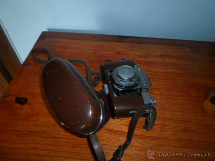 Cámara de fotos: Camara de fotos ZEISS IKON, CONTAFLEX, Made in Germany (con funda) - Foto 2 - 49377900