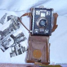 Cámara de fotos - CAMARA GEVABOX +LOTE DE FOTOS - 104627212