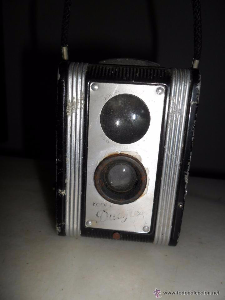 Cámara de fotos: Kodak -Cámara fotográfica antigua - Foto 2 - 49910604