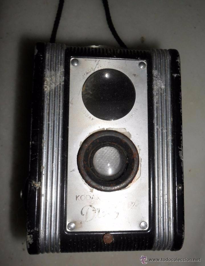 Cámara de fotos: Kodak -Cámara fotográfica antigua - Foto 3 - 49910604