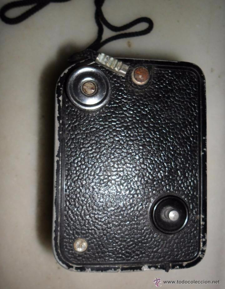 Cámara de fotos: Kodak -Cámara fotográfica antigua - Foto 4 - 49910604