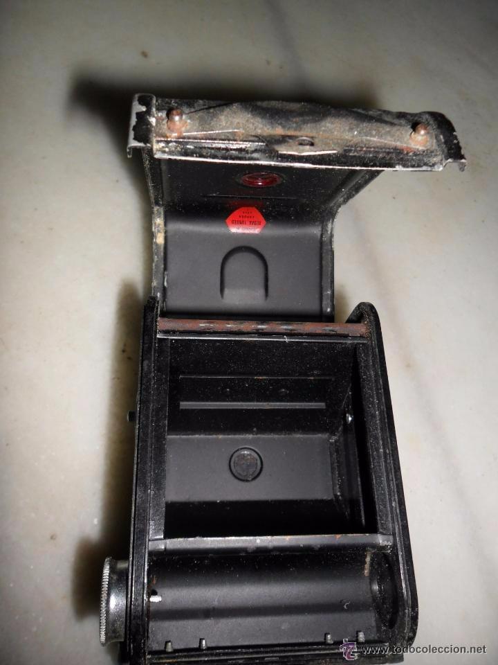 Cámara de fotos: Kodak -Cámara fotográfica antigua - Foto 12 - 49910604